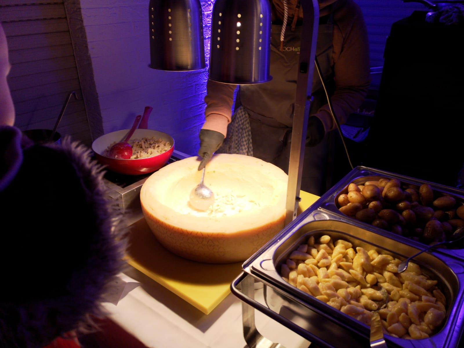 Buffet / Catering (Rückbuffet separat erhältlich)